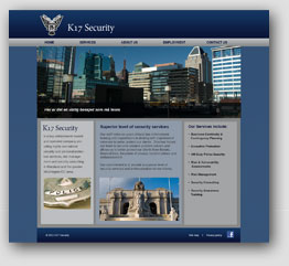 K17 Security Website